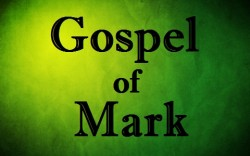 Mark 15:33-41 The death of Jesus