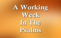 Psalm 65 - Fantastic Fridays