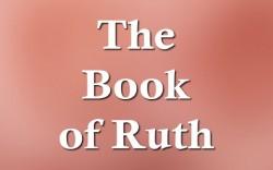 Ruth 4 'A faithful redeemer''